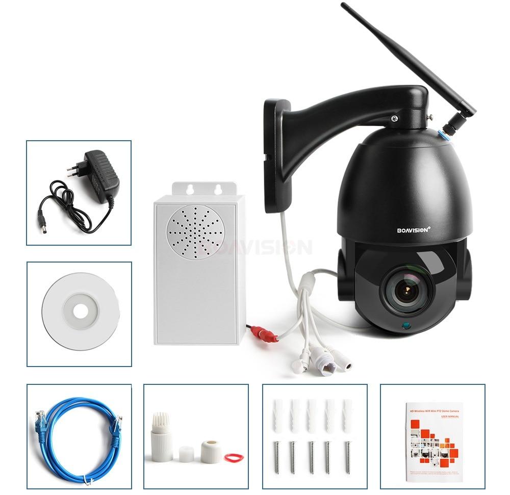 11 Wifi PTZ Camera
