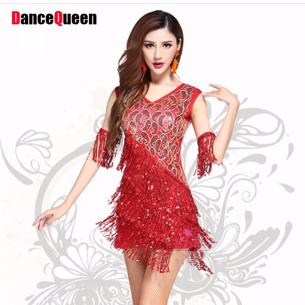 e046799cf5f2 Buy latino dress salsa and get free shipping on AliExpress.com