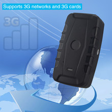 3G Car GPS Tracker LK209B-3G Super Magnet Vehicle Tracking Device WCDMA GSM Waterproof GPRS Tracker 120 Days Standby Time