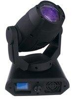 Envio za darmo 60 W LED Cabeza Movil 9 Clores Mas obsługi Blanco 7 gobo Mas obsługi Blanco 3 Faceta Prisma Luz Sonido Impuesto nie Incluido w Oświetlenie sceniczne od Lampy i oświetlenie na