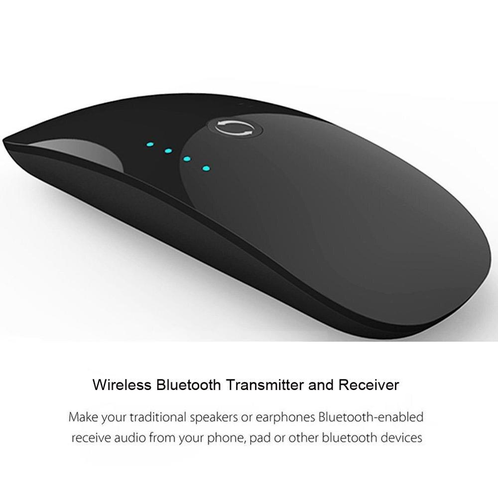 Передатчик Bluetooth приемник 2 в 1 Беспроводной A2DP 3,5 мм стерео аудио Dongle адаптер для Tablet PC ноутбук ТВ телефона динамик
