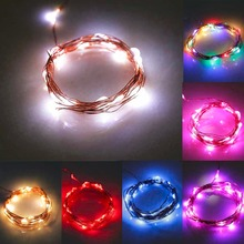 10M Copper Wire Waterproof Led String Light Dc12V 100Led Festival Christmas Party Decoration Outdoor