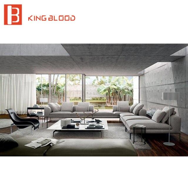 US $2541.0 |Aliexpress.com : Buy modern chesterfield sofa chair malaysia  meubles de sofa turque fabric divan sofa from Reliable modern chesterfield  ...