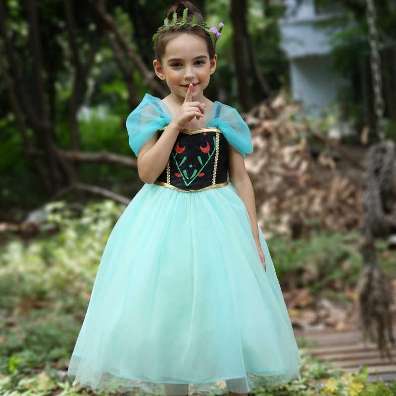 ad84f8601e Children's clothing Christmas Dress summer girl dress Princess Aladdin  magic lantern perform Halloween costumes 4-10