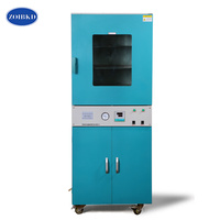 ZOIBKD New Vacuum Drying Oven DZF 6210 Digital Degassing Drying Oven Stainless Steel Vacuum Chamber Drying Sterilizing Oven