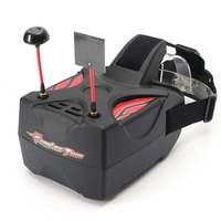 New Arrival Eachine Goggles Two 5 Inches 5 8G Diversity 40CH Raceband HD 1080p HDMI FPV