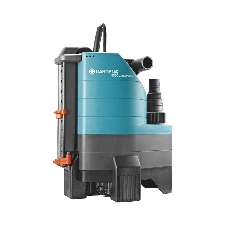 Купить со скидкой Насос дренажный GARDENA Aquasensor Comfort 8500 для грязной воды
