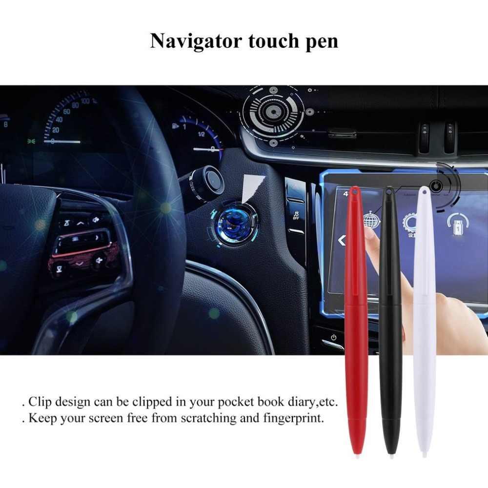Pantalla de resistencia escrito a mano lápiz táctil navegación teléfono móvil fuerte compatibilidad pantalla táctil bolígrafo Stylus Drop ship