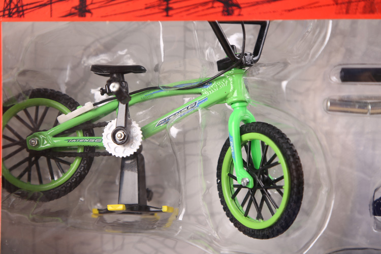 Profesional 1:50 mini dedo BMX mini dedo BMX bicicletas dedo ...