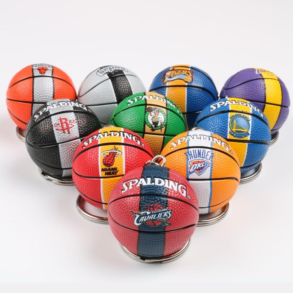 Porte-clés Équipe de Basket-ball Américaines