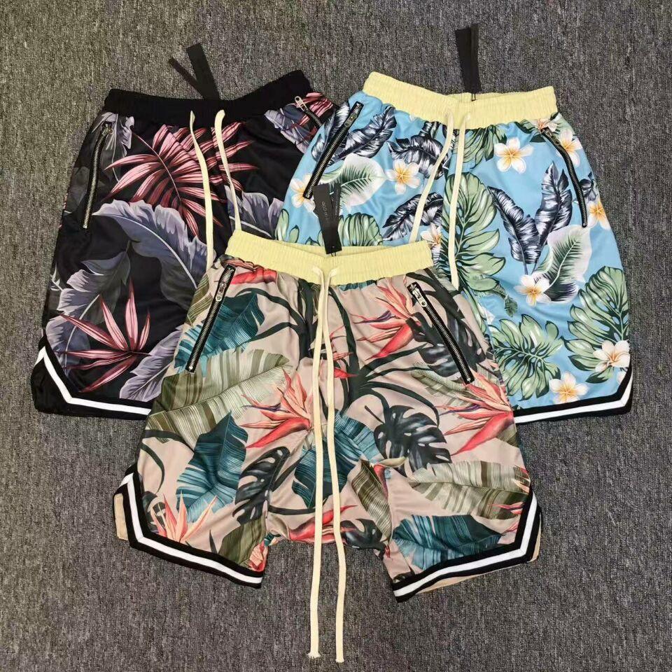 2018SS اسلوب جديد الضباب جاستن بيبر - ملابس رجالية