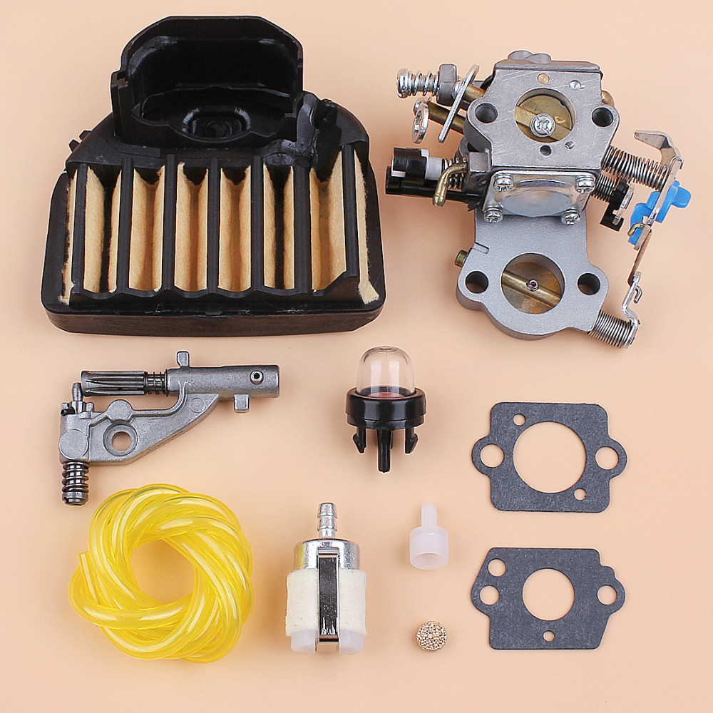 2x Fuel Return Line For Jonsered CS2240 CS2245 CS2240S CS2245S CS2250 S Chainsaw