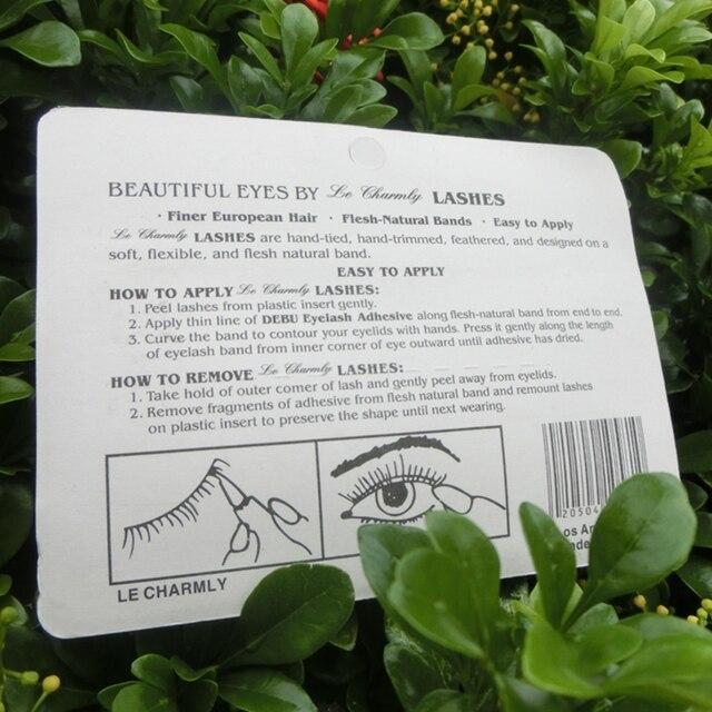 60pcs/set Individual Black False Eyelash Cluster Long Natural Eye Lashes Extension Makeup Beauty Tools 8/10/12mm False Eyelashes