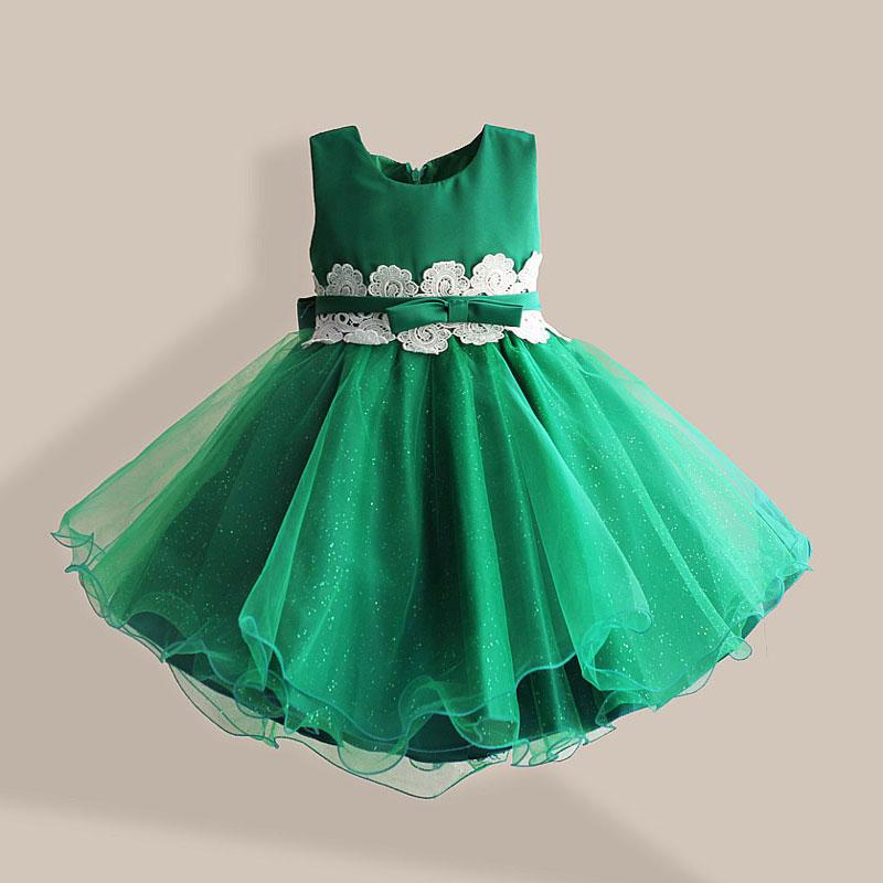 Click here to Buy Now!! Nouvelle Fille Partie Robe Dentelle Fleur Ceinture  Princesse Enfants Robe pour ... ff562e4389a