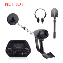 MD-4030 Metal Detector Underground Gold Length Adjustable Treasure Hunter Seeker Portable