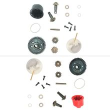 1/10 High Speed Model RC Car Kit P2951 Differential Gears for Huanqi 727 Slash Spare Parts free shipping front rear cvd universal swing shaft dog bone for huanqi 727 slash 4 4 rc car spare parts m0210
