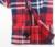 2016 NEWspring e outono Mais Grossa De Veludo Camisa Xadrez Quente mangas compridas Mesmo um chapéu e Boné Das Mulheres Xadrez Blusa frete grátis feminino
