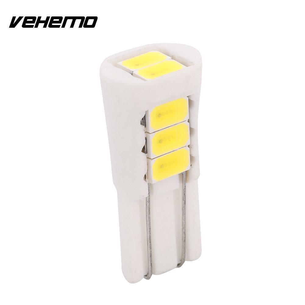Vehemo dc12v width light instrument lights high temperature vehemo dc12v width light instrument lights high temperature resistant ceramic warning indicator t10 5050 8smd car stying in signal lamp from automobiles arubaitofo Image collections