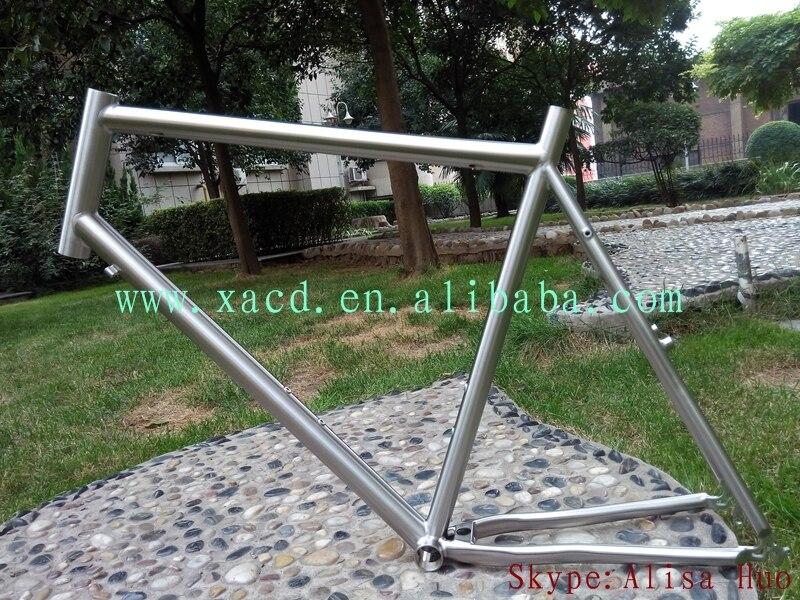 Xacd titanio marco de ciclocross marco de ciclocross cuadro de la ...