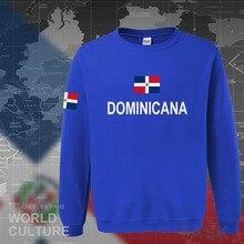 Dominican Republic Dominicana DOM hoodie men sweatshirt sweat new streetwear tracksuit nation footballer sporting 2017 Dominica