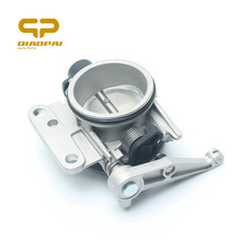 Air Intake System Throttle Sensor 7700102870 7700875435 1161192787R Throttle Body for Renault Megane Car Clio II 1.6 16V Laguna wlring store new throttle body for rsx dc5 civic si ep3 k20 k20a 70mm cnc intake throttle body performance wlr6951