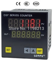 CG7 RB60 CG Series Multi Function Counter Couters