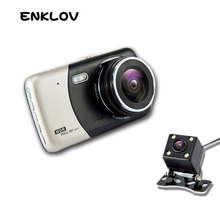 ENKLOV 4.0 Inch IPS Screen Car DVR Car Camera