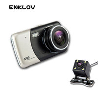 ENKLOV 4 0 Inch IPS Screen Car DVR Car Camera Full HD 1080P Video 170 Degree
