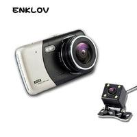 ENKLOV 4 0 Inch IPS Screen Car DVR Car Camera Full HD 1080P Video 170 Degree
