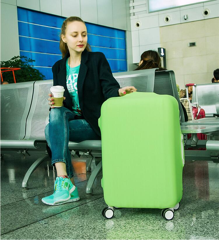 suitcase luggage Protective cover elastic protective cover  travel accessories 18 to 30 inch travel trolley case dust cover bang