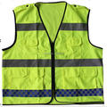 Reflective vest High quality reflective cycling vest made in China customized printing