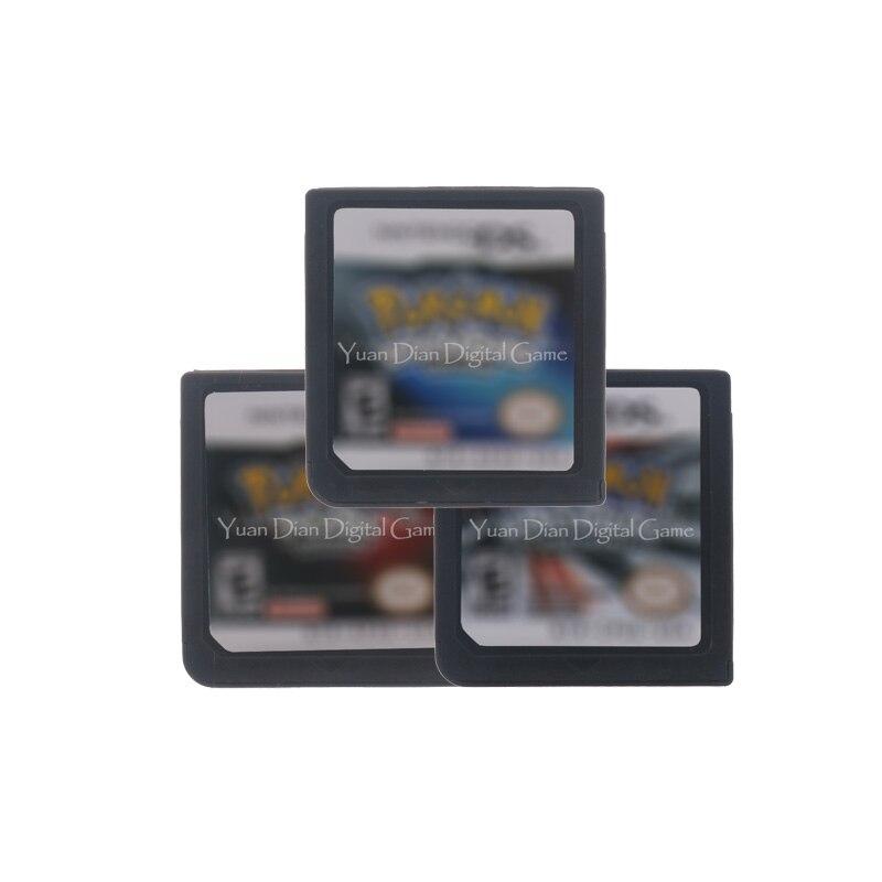 PokemonSeries Diamond/Platinum/Pearl Video Game Cartridge Console Card English Language US Version