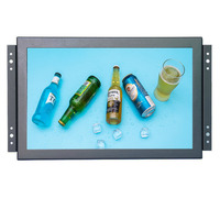 New product 10.1 screen touch monitor with 10 points touch capacitive touch screen monitor 1280*800 PCAP touch monitor