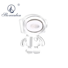 Slovecabin Christmas Gift 925 Sterling Silver Lovely Cosmo Tommy Robot Charms Beads Fit For Pandora Bracelet DIY Jewelry Marking