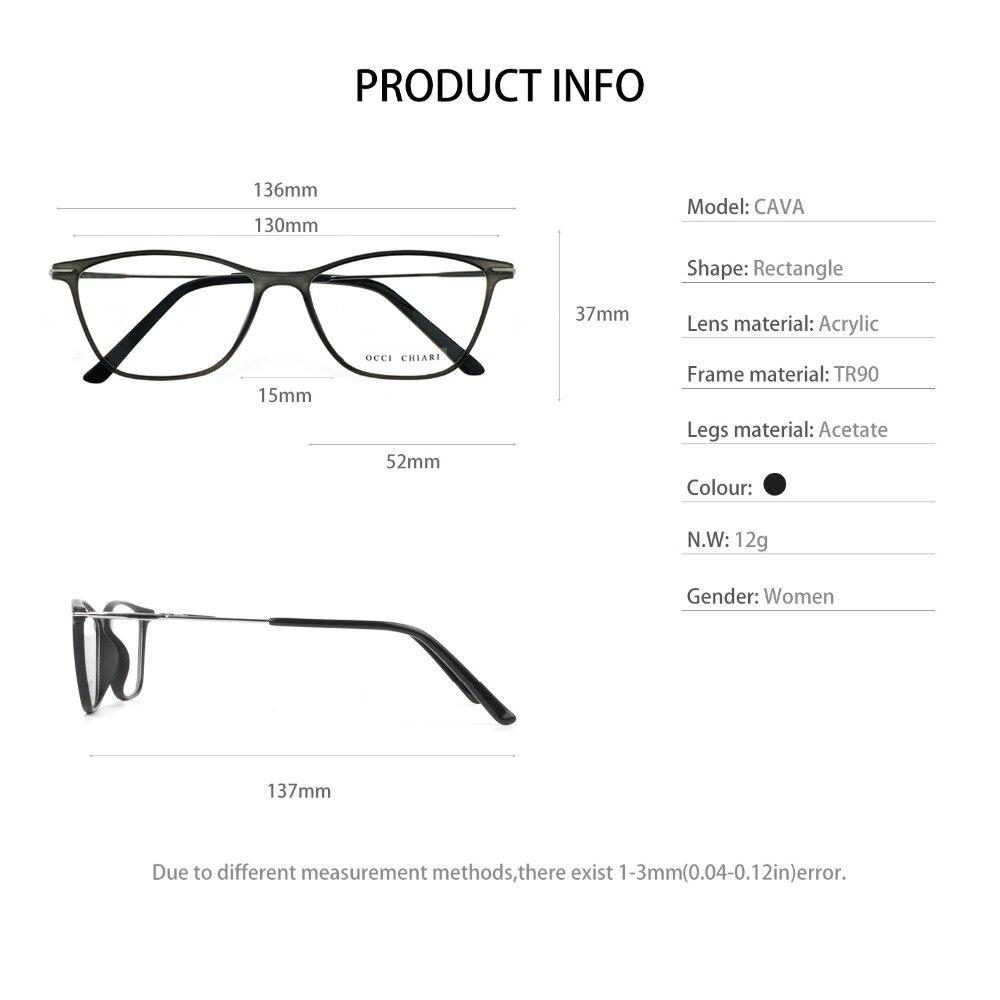 Gafas marcos mujer gafas marco óptico bisagra primavera ultraligero ...