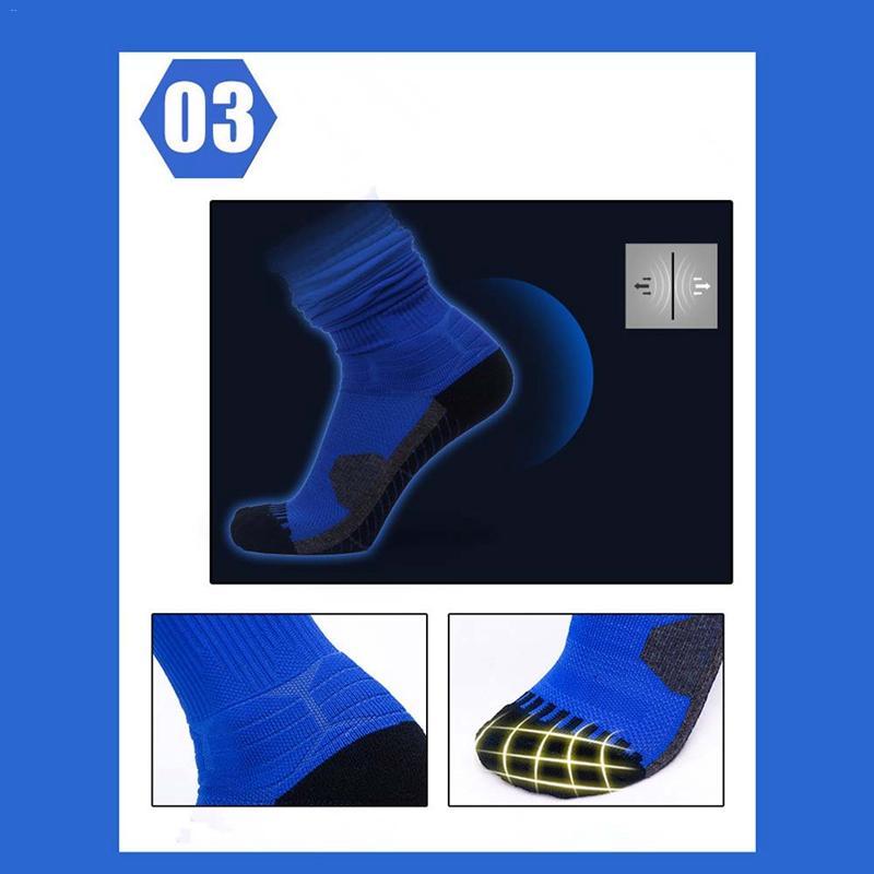 Профессиональные лыжные носки Футбол Носок Для мужчин Для женщин Велоспорт сноуборд Спортивные носки Лыжный Спорт Компрессионные носки