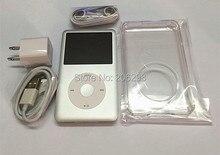 Envío libre de Plata para iPod classic séptima Generación 128G MP3/MP4player