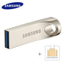 SAMSUNG USB 3.0 Flash Drive 32GB 64GB 150MB/s Metal Mini Pen Drive 128GB Pendrive Memory Stick Storage Device otg/type-c U Disk