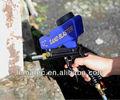 LEMATEC Gravity Feed pistola de Ar da pistola De Jateamento de areia Jateamento para remover a ferrugem de ar Sandblaster ferramentas