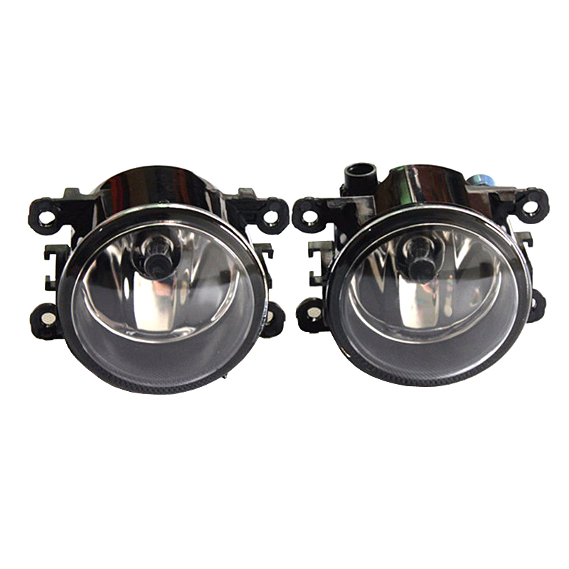For Citroen C3 C4 C5 C6 C-Crosser JUMPY Xsara 1999-2015 Car styling Fog lights halogen lamps 1set 35500-63J02