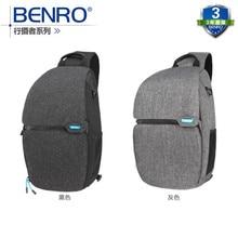 цена на Traveler 250 Benro one shoulder professional camera bag slr camera bag rain cover