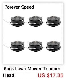 6pcs Lawn Mower Trimmer Head