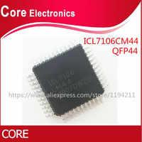100 Uds ICL7106 ICL7106CM44 QFP44 LCD controlador de pantalla QFP nuevo