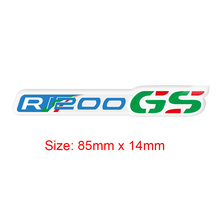 Motorcycle Sticker R1200GS Decal Helmet Tank Pad For BMW R1200GS R1200 GS ADV Adventure Moto Sticker 3D Film Dress Up bjmoto for bmw r1200gs adv adventure 2014 2015 2016 2017 2018 moto fender beakfuel tank 3d silicone sticker cover decal tank pad