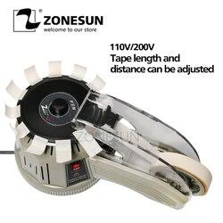 ZONESUN ZCUT-2 cutting machine Industrial Tape Dispensing machine Auto Tape dispensers Automatic Tape Cutters