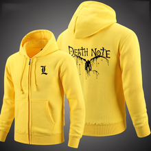Death Note Sweatshirt Jacket Hoodie (6 colors)