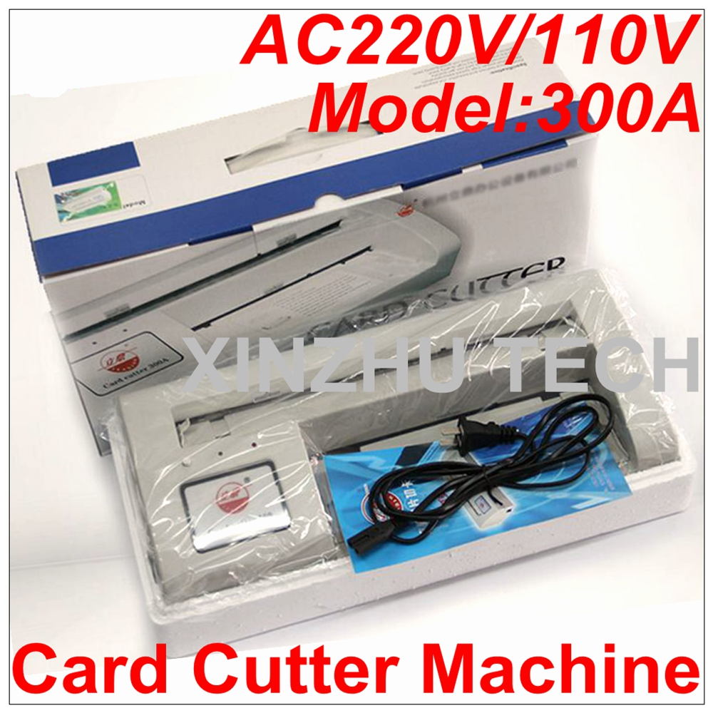 New Arrival 300A Card Cutter Machine Automatic Name Card Slitter Business Card Cutting Machine Name Card Cutter A4 Size 90x54mm летние шины nokian 225 55 r17 97w hakka black 2 run flat