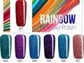 2017 Fashion Neon Nail Gel Polish Soak Off UV Colorful Nail Colors Art For gel nail polish Long-lasting Gel