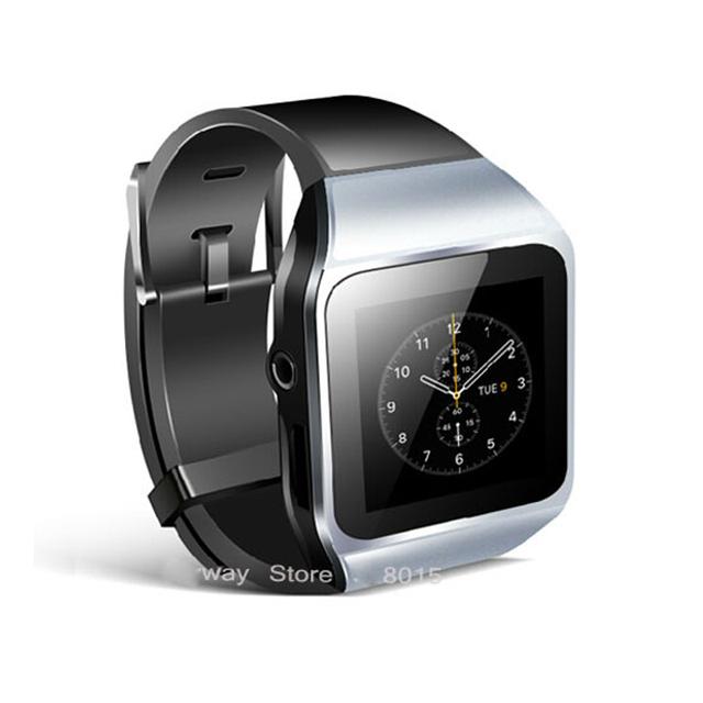 Nueva Portátil de 4 GB MP3 Del Deporte Del Jugador de Bluetooth Inteligente Reloj de pulsera Reproductores de MP3 4G con FM Radio de Auriculares de Música jugadores Reproductor