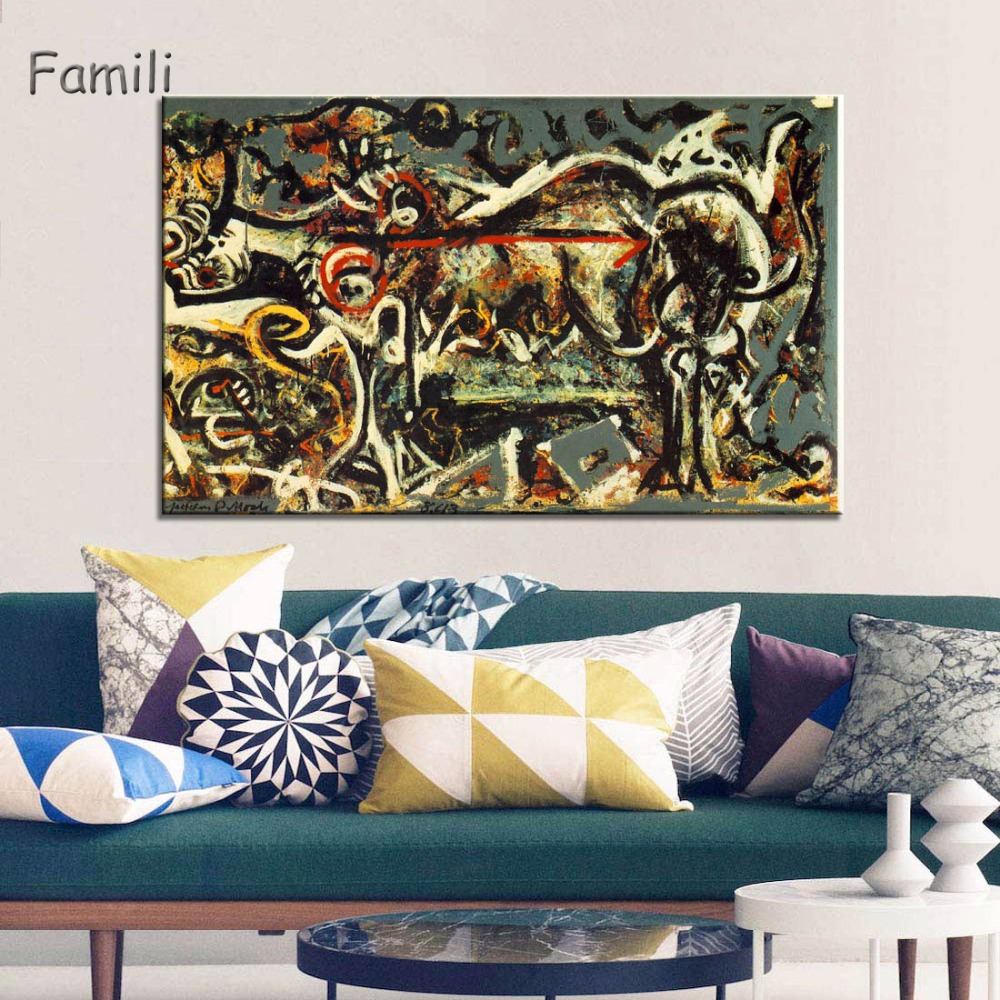 impressionist paintings for sale promotion shop for promotional 2017 genuine fashion sales wall art large paintings for home decoration ideas painting canvas jackson pollock sheet studies